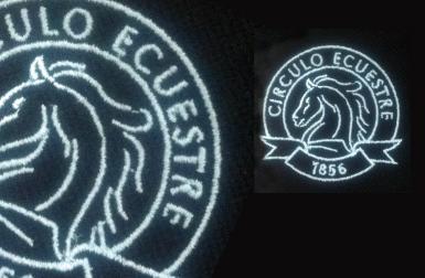 BORDADO CIRCULO ENCUESTRE