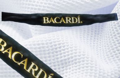INTERNATIONAL EMBROIDERY BACARDI