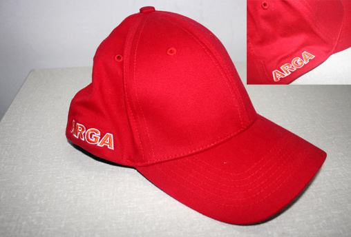 EMBROIDERY IN CAPS
