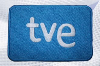 PARCHES BORDADOS TVE